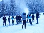 Cursuri schi Poiana Brasov cu Roxana instructor schi la R&J ski school & rental Poiana Brasov