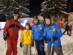 evening ski lessons with the best ski instructors from poiana brasov ski